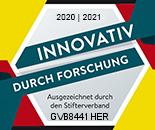 Innovativ durch Forschung 2020 | 2021